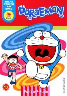Truyện Tranh Nhi Đồng - Doraemon (Tập 13)
