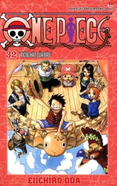 One Piece (Tập 32)