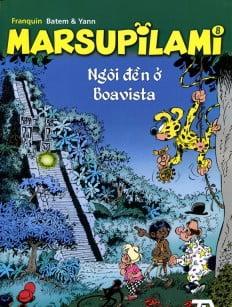Marsupilami (Tập 8) - Ngôi Đền Ở Boavista