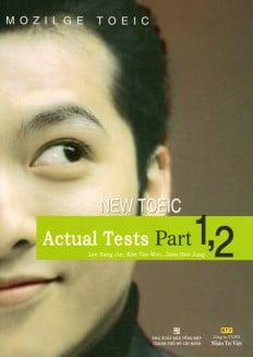 Actual Tests Part 1,2 (Kèm CD)