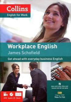 Collins English For Work - Workplace English (Kèm DVD)