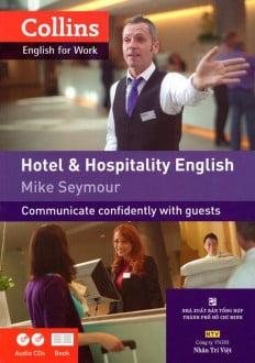 Collins English For Work - Hotel & Hospitality English (Kèm 2 CD)