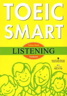 Toeic Smart - Yellow Book Listening (Kèm CD)