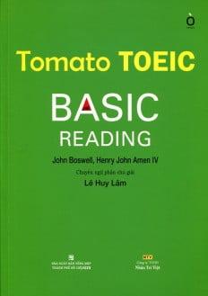 Tomato Toeic Basic Reading