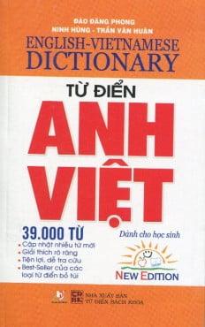 Từ Điển Anh - Việt 39.000 Từ