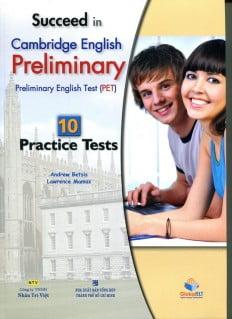 Succeed in PET - 10 Practice Tests (Gồm 1 Đĩa MP3)