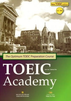 TOEIC Academy (Kèm CD)