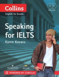 Speaking For IELTS (Kèm CD)