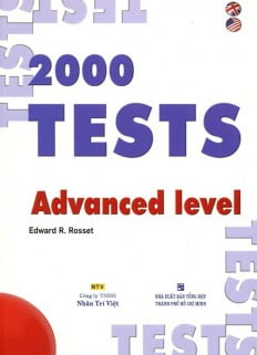2000 Tests Advanced Level (Không CD)