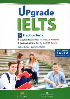 Upgrade IELTS: 6 Practice Tests (Kèm CD)