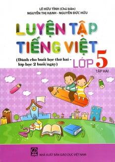 Luyện Tập Tiếng Việt Lớp 5 - Tập 2