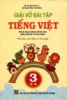 Giải Vở Bài Tập Tiếng Việt Lớp 3 (Tập 2)
