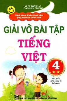 Giải Vở Bài Tập Tiếng Việt Lớp 4 (Tập 2)
