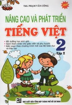 Nâng Cao Và Phát Triển Tiếng Việt Lớp 2 (Tập 2)