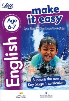 Letts Make It Easy - Enlish (Age 6-7)