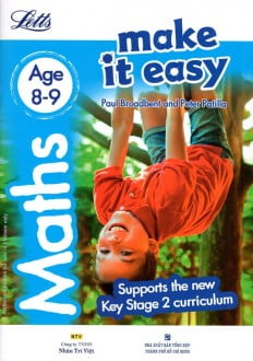 Letts Make It Easy - Maths (Age 8-9)
