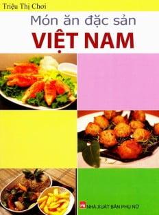 Món Ăn Đặc Sản Việt Nam