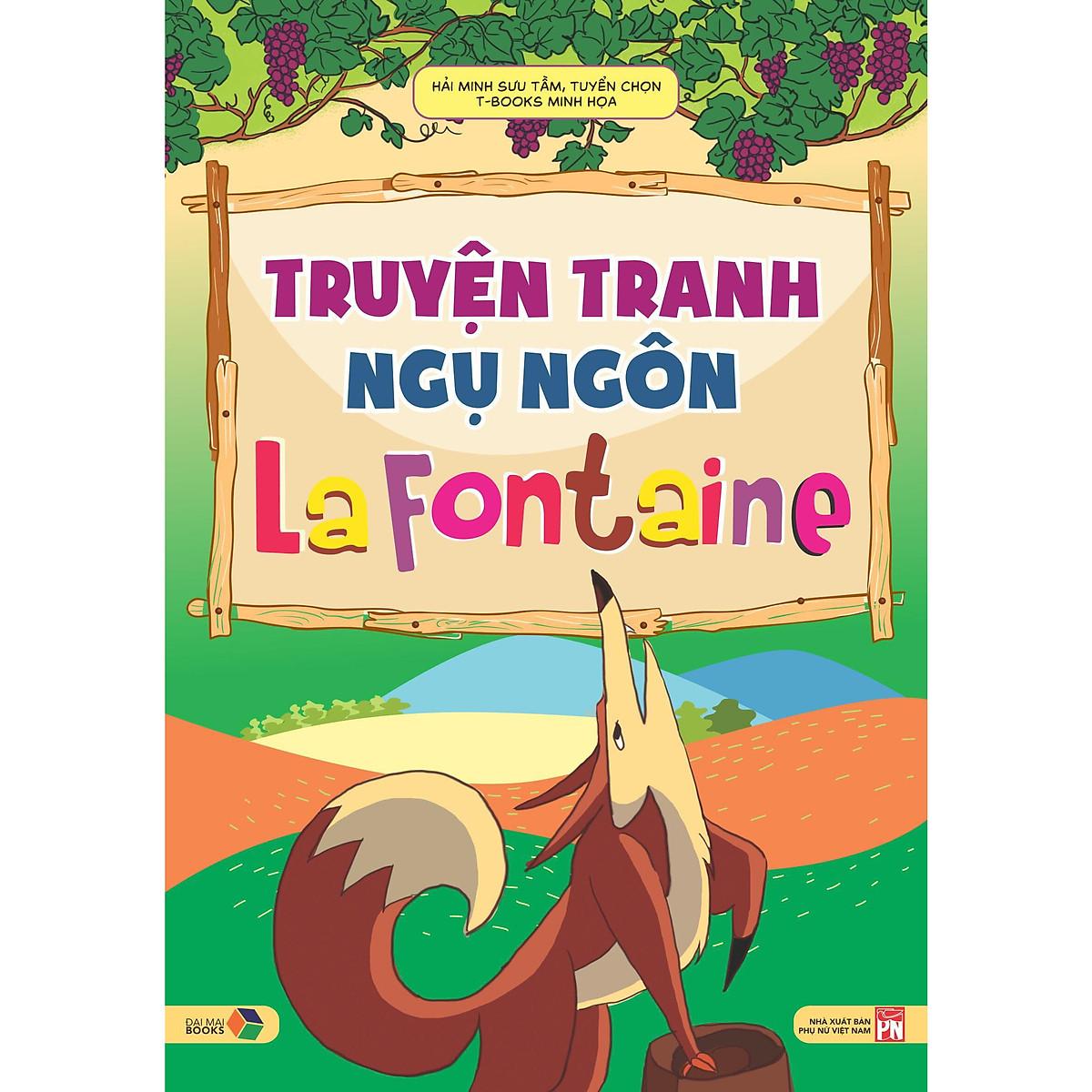 Biểu đồ lịch sử biến động giá bán Truyện Tranh Ngụ Ngôn La Fontaine