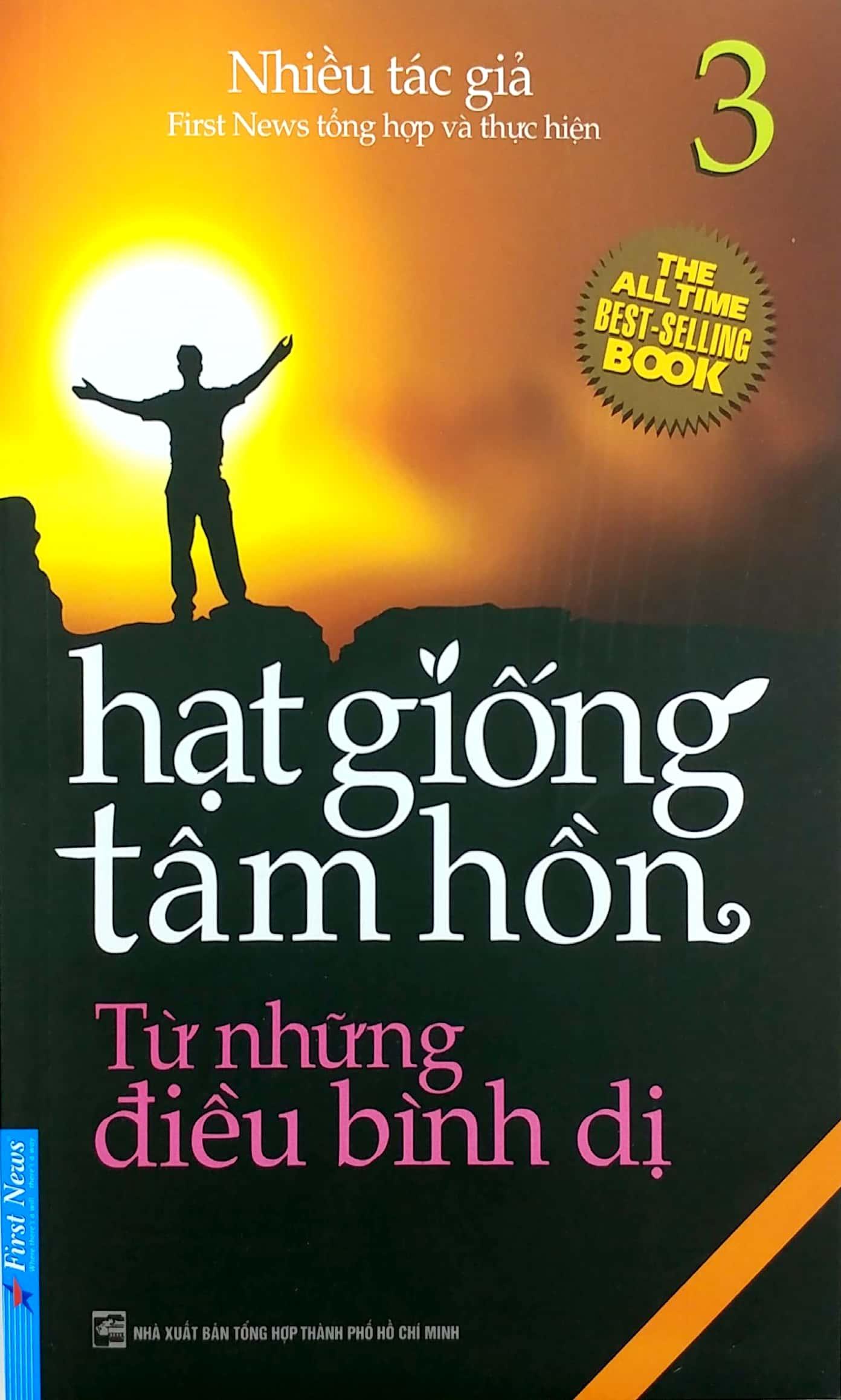 Sách Hạt Giống Tâm Hồn - Tập 3 - Từ Những Điều Bình Dị - FAHASA.COM