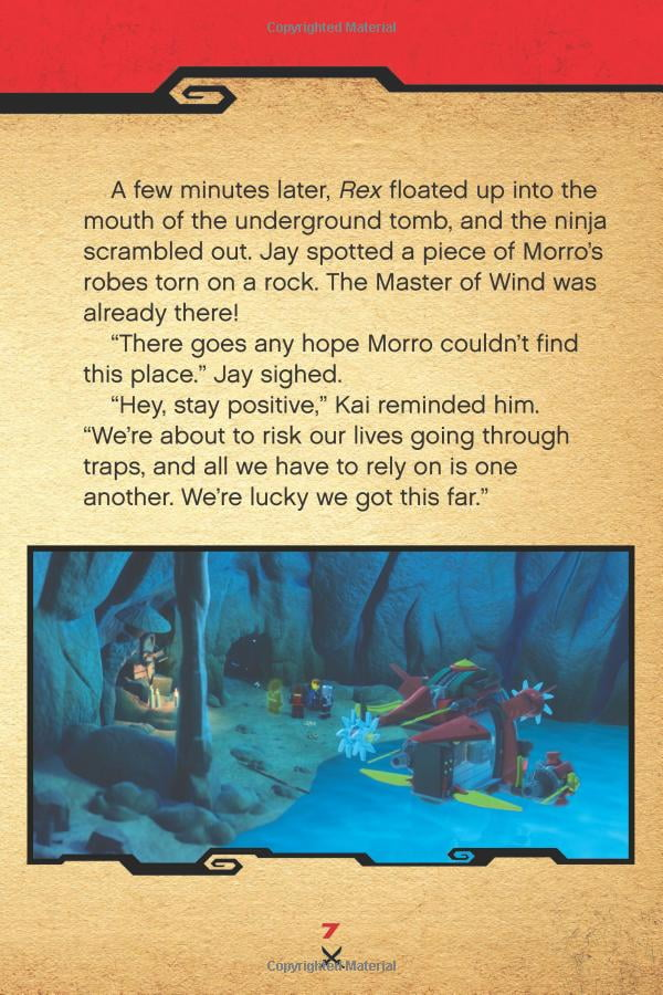 the quest for the crystal lego ninjago reader 14