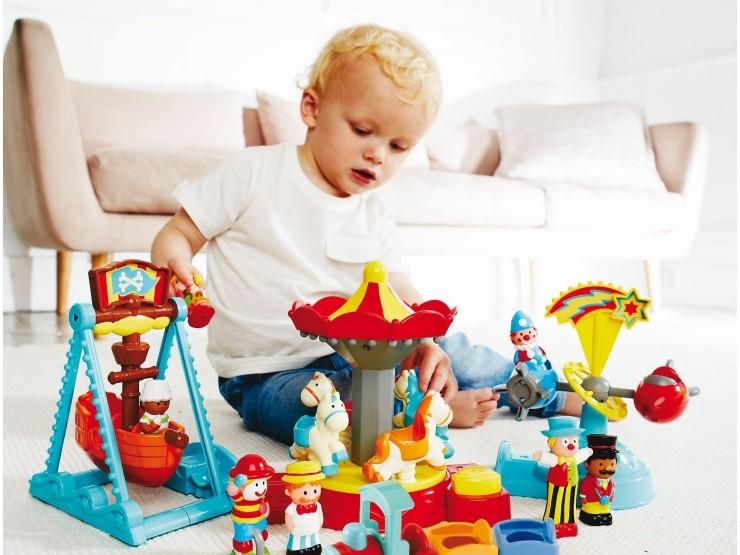 Những nguyên tắc khi chọn đồ chơi cho bé